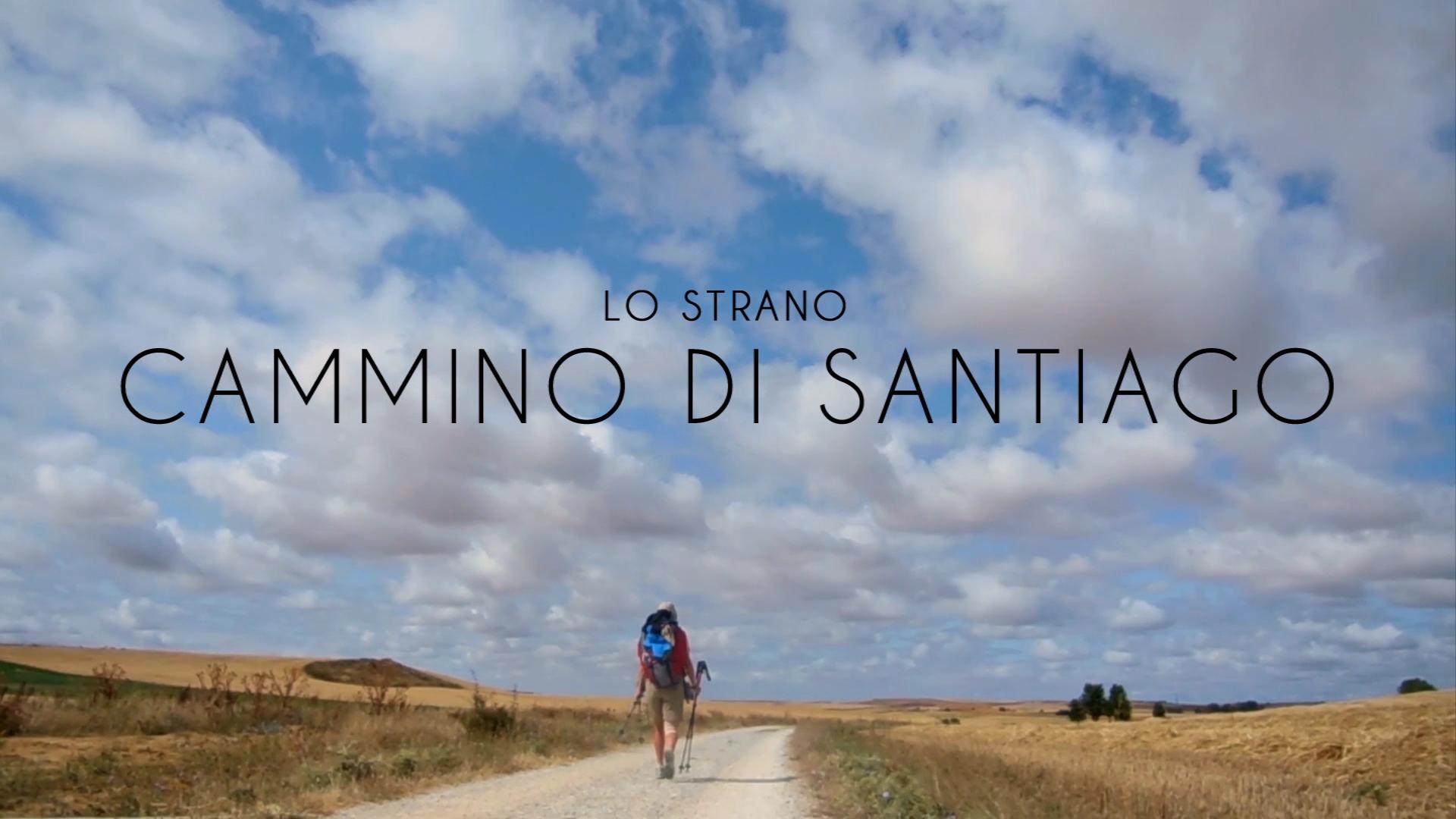 Lo strano  Cammino di Santiago
